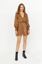 Margo Leopard dress